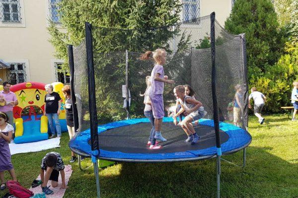 Érzékenyítő program gyermekeknek - Kalocsa, 2018.09.14.