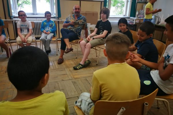 Komplex közösségfejlesztő hét - Miske, 2019.06.17-21.