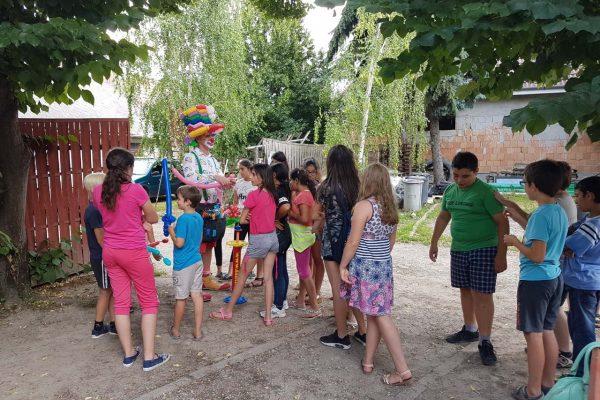 Komplex fejlesztő hét - Bátya, 2018.06.18-22.