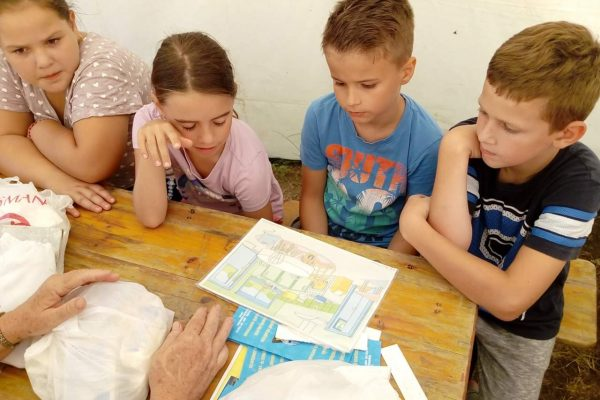 Meszesi napközis tábor 2. hét - Kalocsa, 2019.07.15-19.