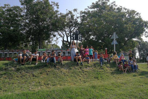 Komplex közösségfejlesztő hét - Kalocsa, 2018.08.27-31.